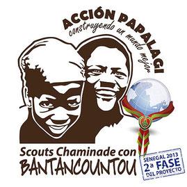 Acción Papalagi 2013 BANTANCOUNTOU - Grupo Scout Chaminade de Cádiz colabora