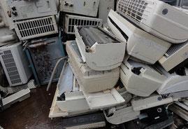 牛久市のエアコン買取り、処分、リサイクル