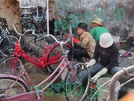 つくば市,不用品処分、バイク回収