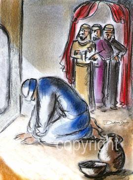 Daniel betet