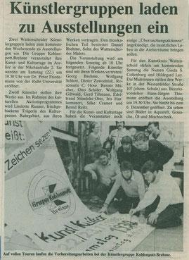 Stadtspiegel WAT 15.Nov. 1986