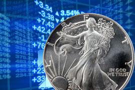 1 Dollar Silver Eagle