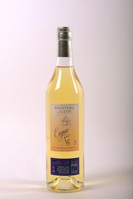 Cognac Bio VS Selection du Domaine J'y Crois