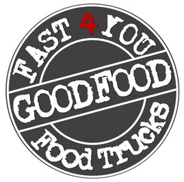 GOODFOOD LOGO - Stempel GOODFOOD FOOD TRUCKS -  Fast 4 You