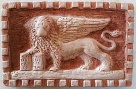 Leone di San Marco in tempo di pace