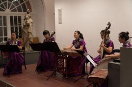 25.10.2018:  Traditionell chinesische Musik aus Xián 40-jährigen GDCF-Jubiläum