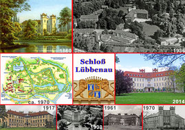 Schloß Lübbenau im Spreewald