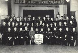 Bild:  Wünschendorf 60 Jahre Feuerwehr