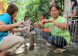 フィリピン人女性は実に面倒見がいい
