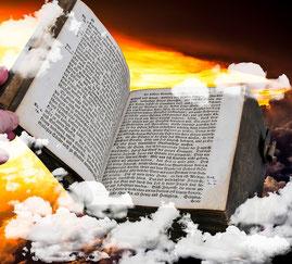 La Bible contient de nombreuses prophéties dont des éclairs et des tremblements de terre annoncés dans le livre de l'Apocalypse.