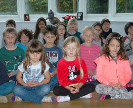 Meditation enfants