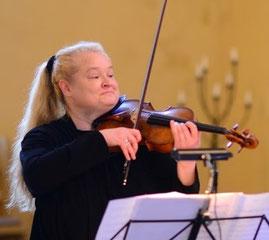 Sonja Korkeala at Kimito Island Music Festival