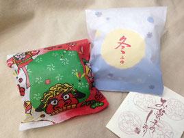 青柳さんのどら焼き(コラボの和菓子)
