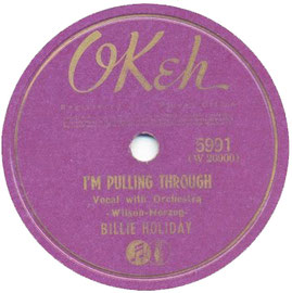 I´m pulling through-irene kitchings-mujeres de jazz