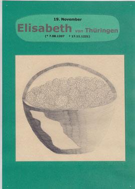 Elisabeth von Thüringen: ihr Rosenkorb