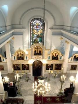Église de la Dormition de la Mère de Dieu