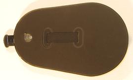 coussin ovale de luxe 433814