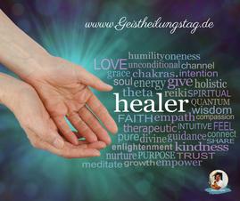 Blog Geistheiler, Geistheilungsbeiträge, Informationen, Fragen und Antworten, Erlebnisberichte, healer, love, Geistheilungstag