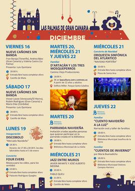 Navidad en Las Palmas de Gran Canaria