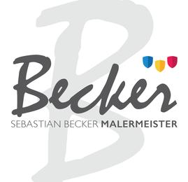 Logo Malerbetrieb Sebastian Becker in Lahnau-Waldgirmes