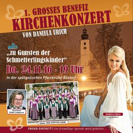 Kirchenkonzert, 24.11. Rüstorf