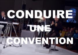 REACTANCE pilote et assure la conduite d'une convention, d'un séminaire, d'un congrés