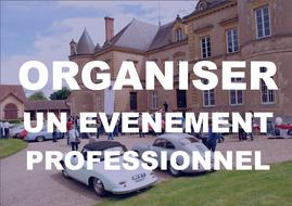 Depuis 30ans, REACTANCE organise des événements pour les entreprises : réception, exposition, présentation de produits ...