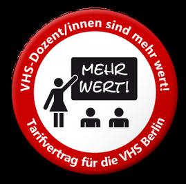 Im September 2017 forderten Berliner VHS-DozentInnen das Land Berlin vergeblich zu Tarifverhandlungen auf. Warum verweigert der Staat soziale Sicherheit?