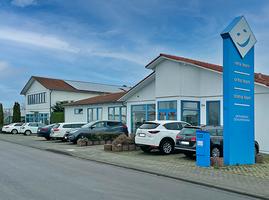 Sanitätshaus Klinz, Bernburg, Werkstatt, Hauptsitz
