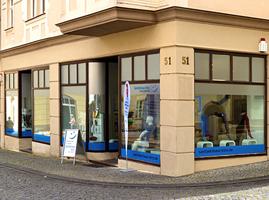 Sanitätshaus Klinz, Eisleben, Filiale