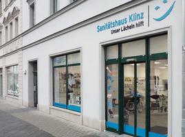 Sanitätshaus Klinz, Köthen, Filiale