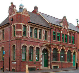 Jewellery Quarter Museum by Cams0ft on Wikipedia image reusable under a Creative commons licence