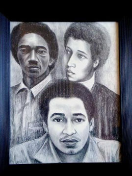 Ruchell Magee, George Jackson, Jonathan Jackson