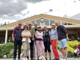 Die Alte Truppe im GC Achensee