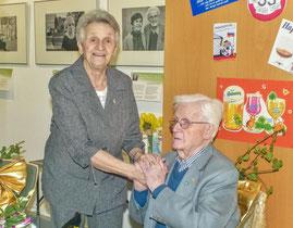 Heinz Fehringer feiert seinen 85. Geburtstag