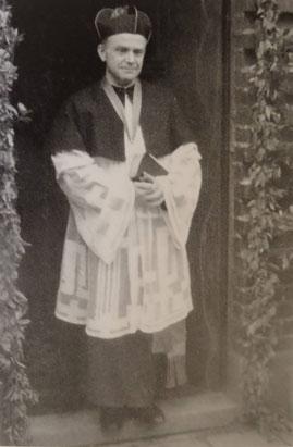 Pfarrer B. Hülsmann zum Propst ernannt