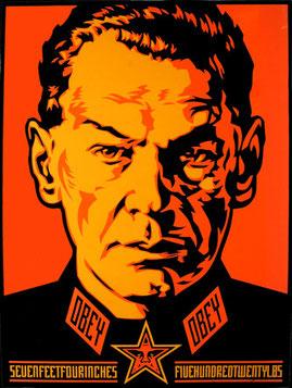Shepard Fairey Authoritarian