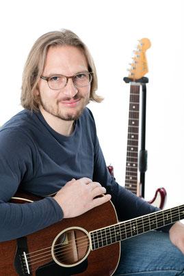 Gitarrenlehrer Philipp Straske