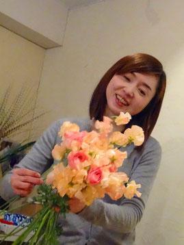 西名 美和子 さん
