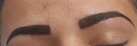 Permanent Make-up in Lünen Vollschattierung Augenbrauen