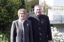 Peter und Bernadette Forster