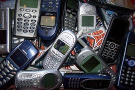 NABU sammelt alte Handys