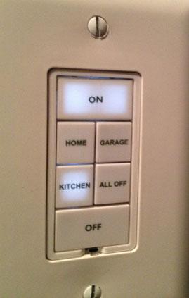 Insteon 6-button Keypad