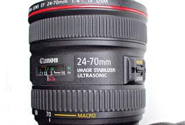 Canon EF 24-70/4 L
