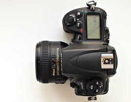 Nikon Nikkor AF-S 50/1.4G