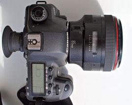 Canon EF 85/1.2 L USM