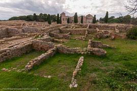 Ausgrabungsstätte von Empúries