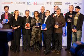 Die Preisträger 2013