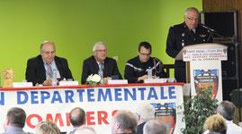 Capitaine Jean-Jacques Chassagne - Président de l'UDSP