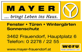 Fenster Mayer